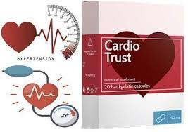 Cardiotrust - สำหรับความดันโลหิตสูง – ราคา – ราคา เท่า ไหร่ – Thailand